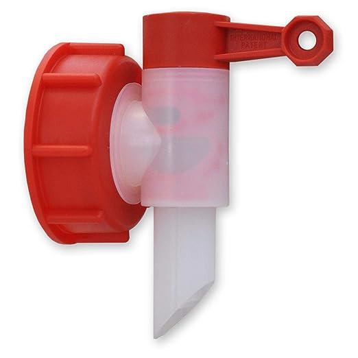 Ablasshahn Hahn für 2 bis 10L Kanister DIN 45 mit Belüftung Auslaufhahn
