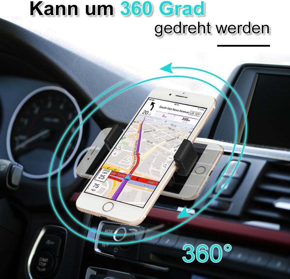 Handyhalterung Auto Hasagei Handyhalter Kfz Halterung Elektronik