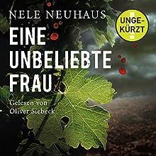 Eine unbeliebte Frau (Bodenstein & Kirchhoff 1) Hörbuch von Nele Neuhaus Gesprochen von: Oliver Siebeck