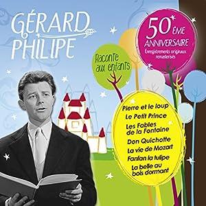 Gérard Philipe raconte aux enfants | Livre audio