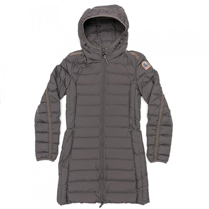 94aac18ec Parajumpers Irene Womens Long Jacket Iron M: Amazon.ca: Clothing ...