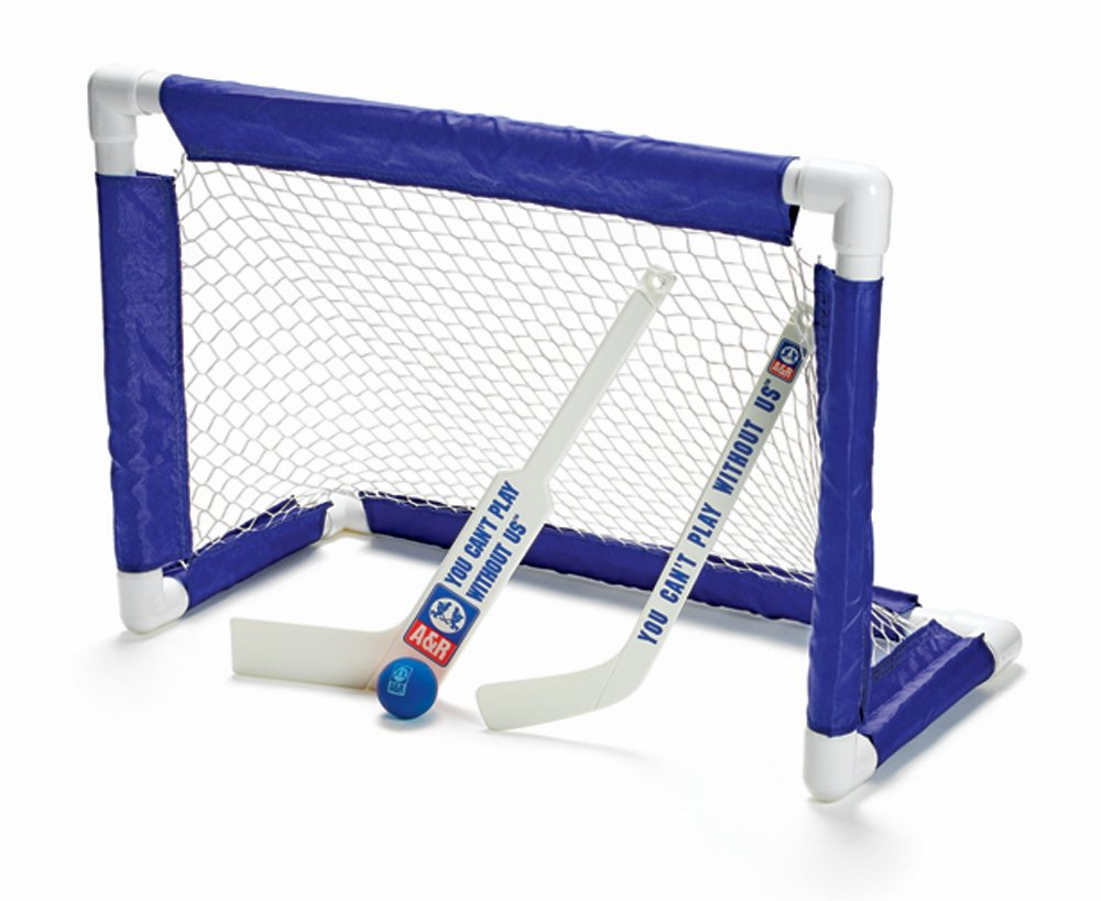 A&R Sports Hockey Mini Goal Set