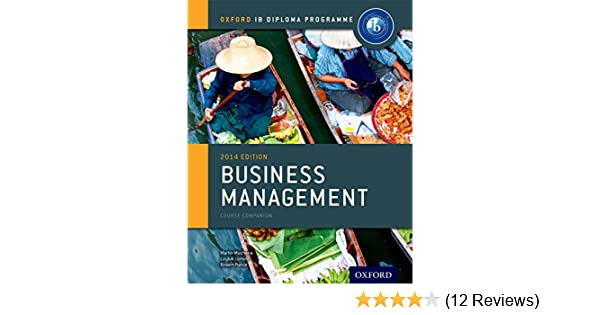 Amazon.com: IB Business and Management 2014 edition (Oxford ...