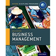 IB Business and Management 2014 edition (Ib Diploma Program)