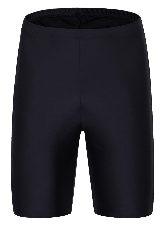 Avellara Womens long swim shorts for women Solid swim shorts for women by Avellara (Image #1)