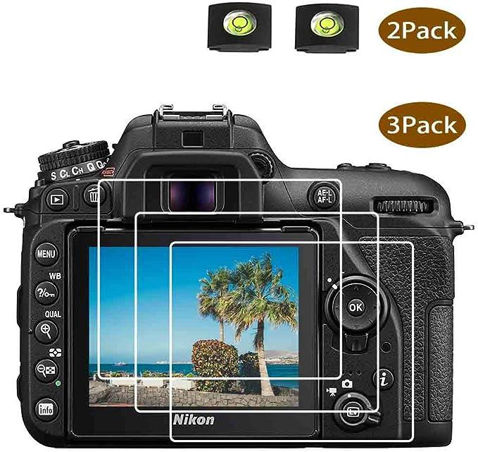 Protector de pantalla de cristal D7500 para cámara Nikon D7500 ...
