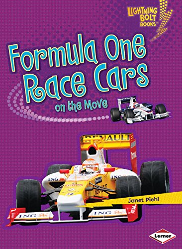 (Formula One Race Cars on the Move (Lightning Bolt Books ® — Vroom-Vroom))