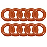 uxcell Silicone O-Ring, 10mm Outside