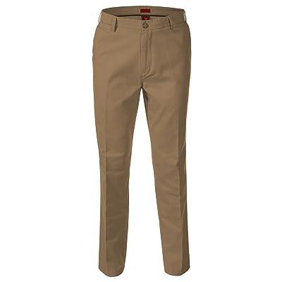 7 Encounter Men's Flat Front Straight Leg Casual Pants at Amazon Men's Clothing store