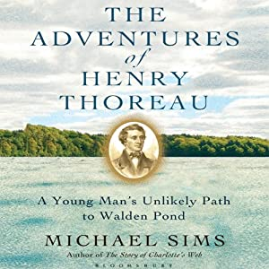 The Adventures of Henry Thoreau Audiobook