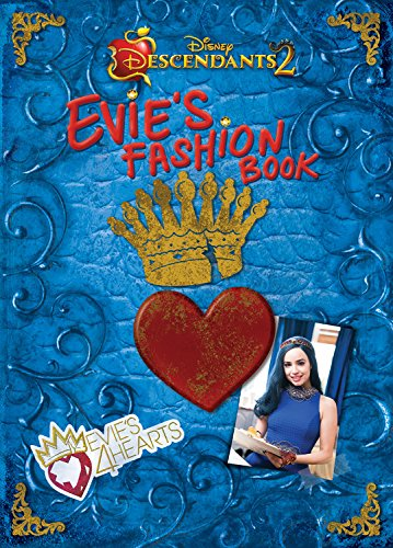 8 Fashion Outlet (Descendants 2 Evie's Fashion Book (Disney Descendants 2))