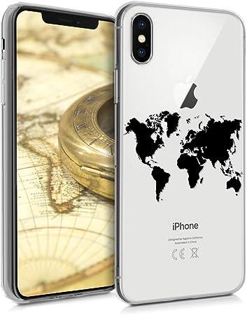 Kwmobile Apple Iphone Xs Case Mobile Phone Case In Nope Elektronik