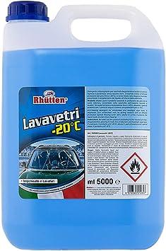 Rhütten LAVAVETRI Invernale -20°C 5L: Amazon.it: Auto e Moto