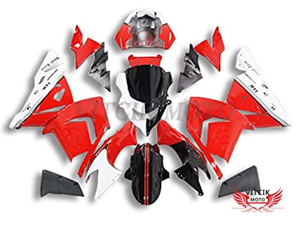 vitcik (Kits de carenado ajuste para Kawasaki ZX-10R Ninja ...