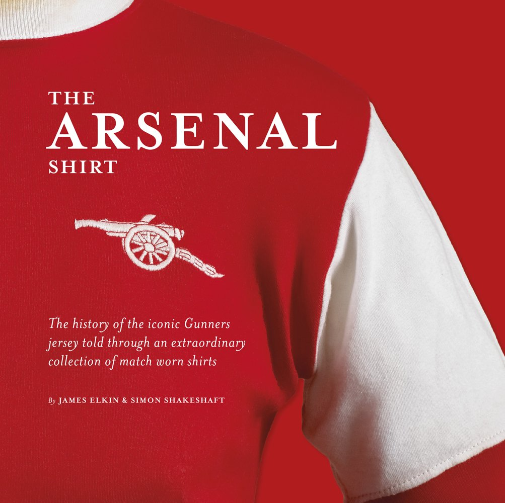 brand new be399 b50fe The Arsenal Shirt: The History of the Iconic Gunners Jersey ...