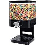 Xuanyang El dispensador del Grano, máquina de dispensador de Cereal del Cuadrado del Solo Barril el Tanque de…