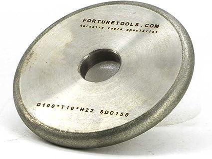 MK Diamond 154026 MK-275 8-Inch 1//2-Inch Radius Electroplated Profile Wheel