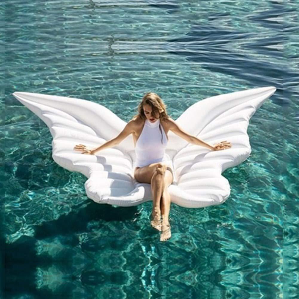 Flotador alas de ángel 250 X 180 cm