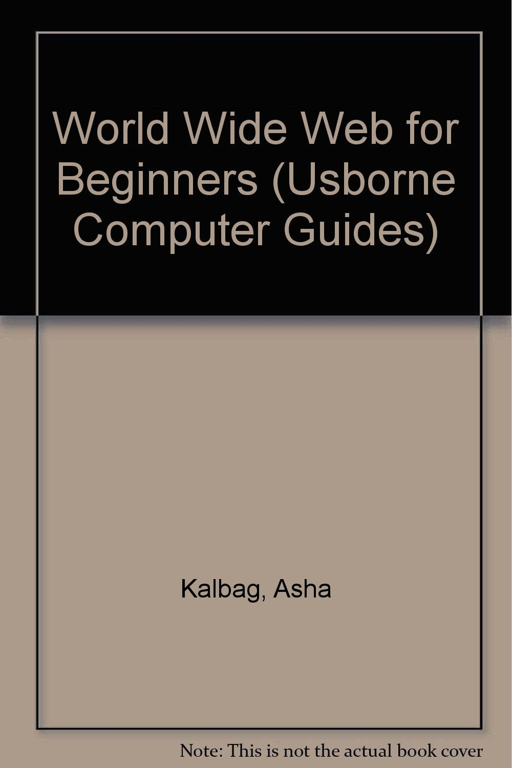 World Wide Web for Beginners (Computer Guides Series)