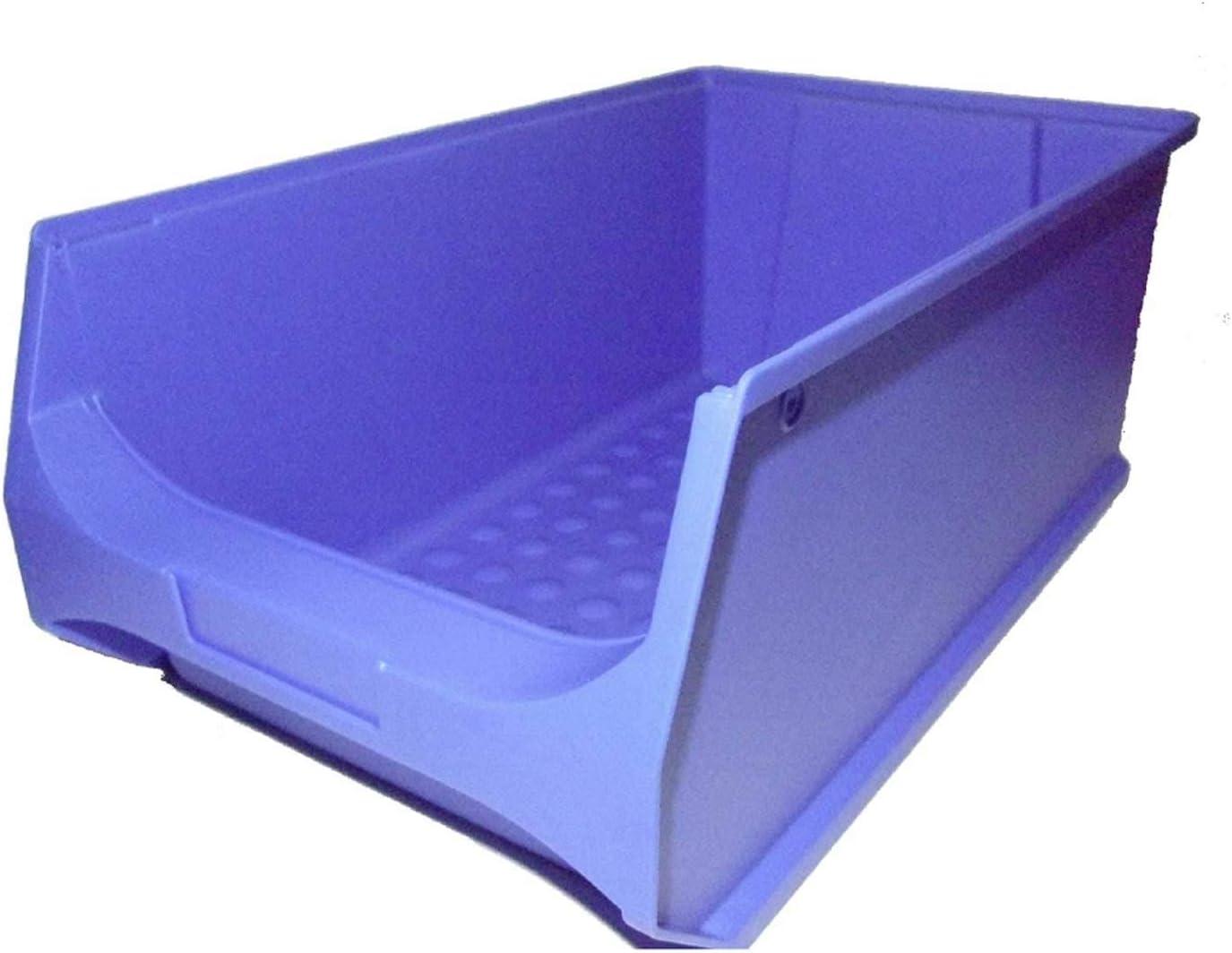 sila5S Sichtlagerkasten Sichtlagerbox Stapelbox Stapelbox Lagerbox Lagerkasten s