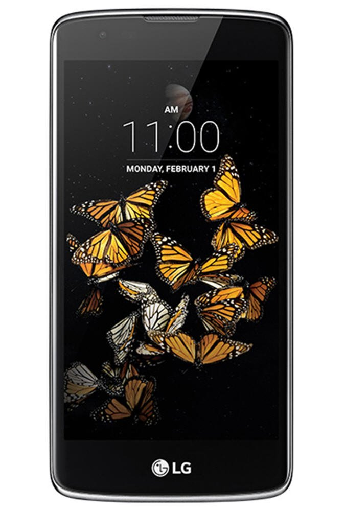 LG K8 V Prepaid Carrier Locked - Onyx Black (Verizon)