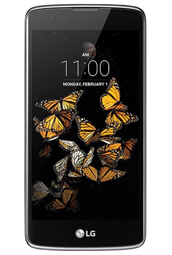 LG K8 V Prepaid Carrier Locked - Onyx Black (Verizon)