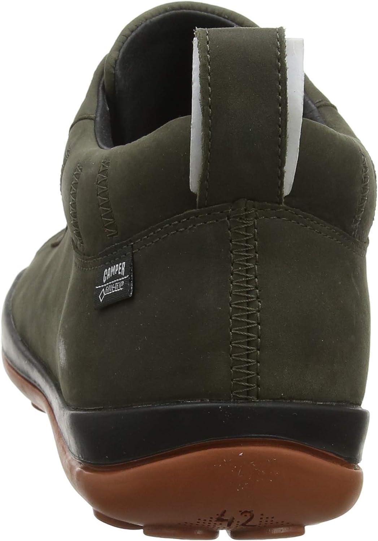 Camper Peu, Baskets Hautes Homme Vert Dark Green 300