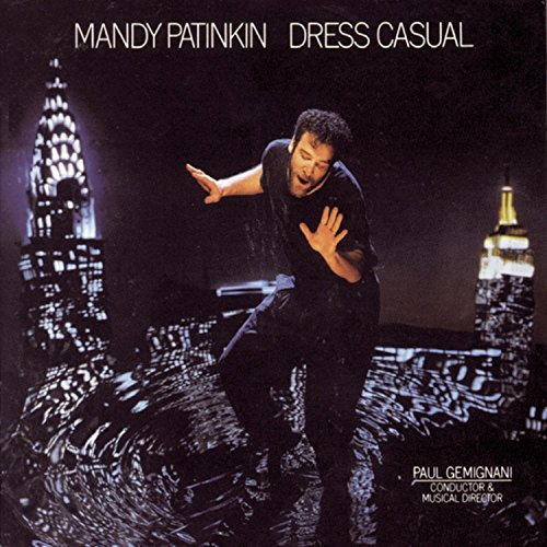 Price comparison product image Mandy Patinkin: Dress Casual