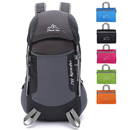 Luisport 35L Hiking Backpack Waterproof Travel Backpack Foldable Backpack  Packable Backpack for Women and Men ( ac014c70ce