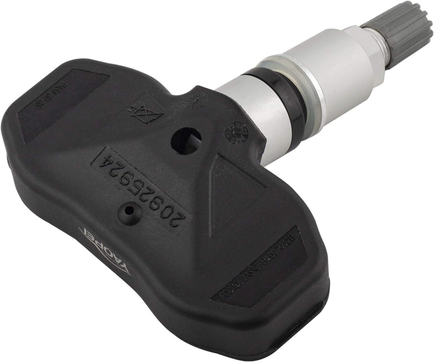 YAOPEI 20925924 TPMS Sensors,Car Tire Pressure Monitoring System 315MHz for Chevrolet Corvette HHR Buick Lacrosse Pontiac Torrent Saturn Outlook 15234846
