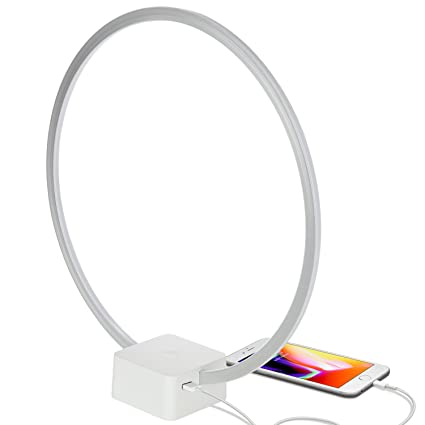 Bright of Lamp LED Circle TableDesk Brightech Ð USB Ð Orb shtQrd