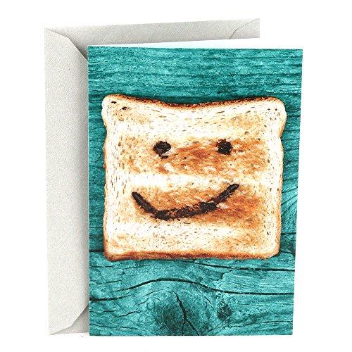 Hallmark Shoebox Funny Congratulations Card or Graduation Card (Toast) ()