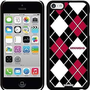 fashion case iphone 6 plus Black Thinshield Snap-On Case with Arkansas Argyle Design