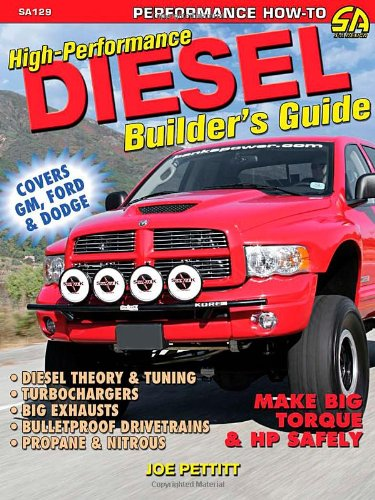 High-Performance Diesel Builder's Guide (S-A Design)