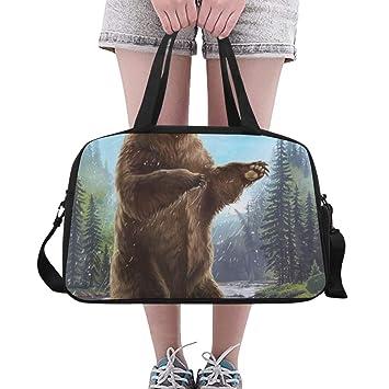 Amazon.com: Bolsas de yoga y gimnasio de gran tamaño con ...