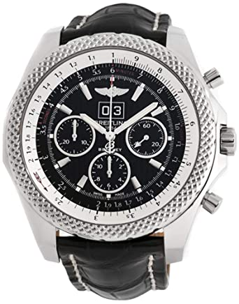 Breitling For Bentley >> Amazon Com Breitling Bentley 6 75 Watches