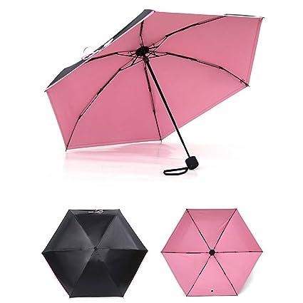 VANKER pequeño Mini paraguas. Diseño ligero y compacto lo hace perfecto para viajes