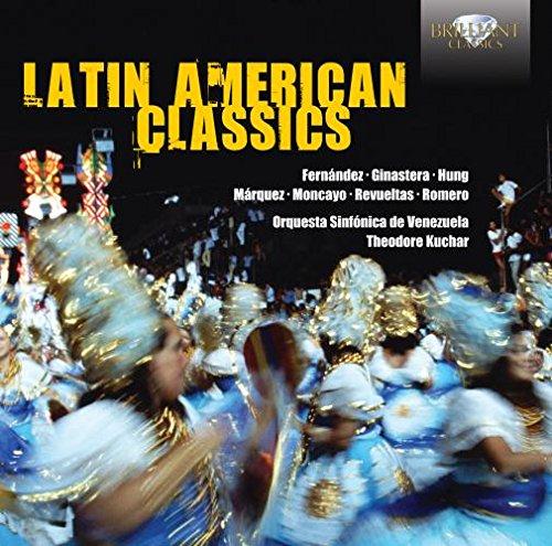 Orquesta Sinfonica Venezuela -Latin Ame.: Orquesta Sinfónica De Venezuela, Theodore Kuchar: Amazon.es: Música
