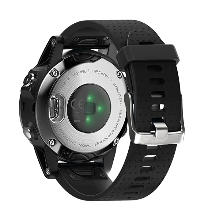 Correas Garmin Fenix 5S GPS OverDose correa de reloj suave de liberación rápida: Amazon.es: Deportes y aire libre