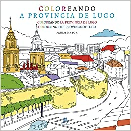 Coloreando A Provincia de Lugo: Amazon.es: Paula Mayor ...
