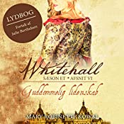 Guddommelig lidenskab (Whitehall 6) | Mary Robinette Kowal