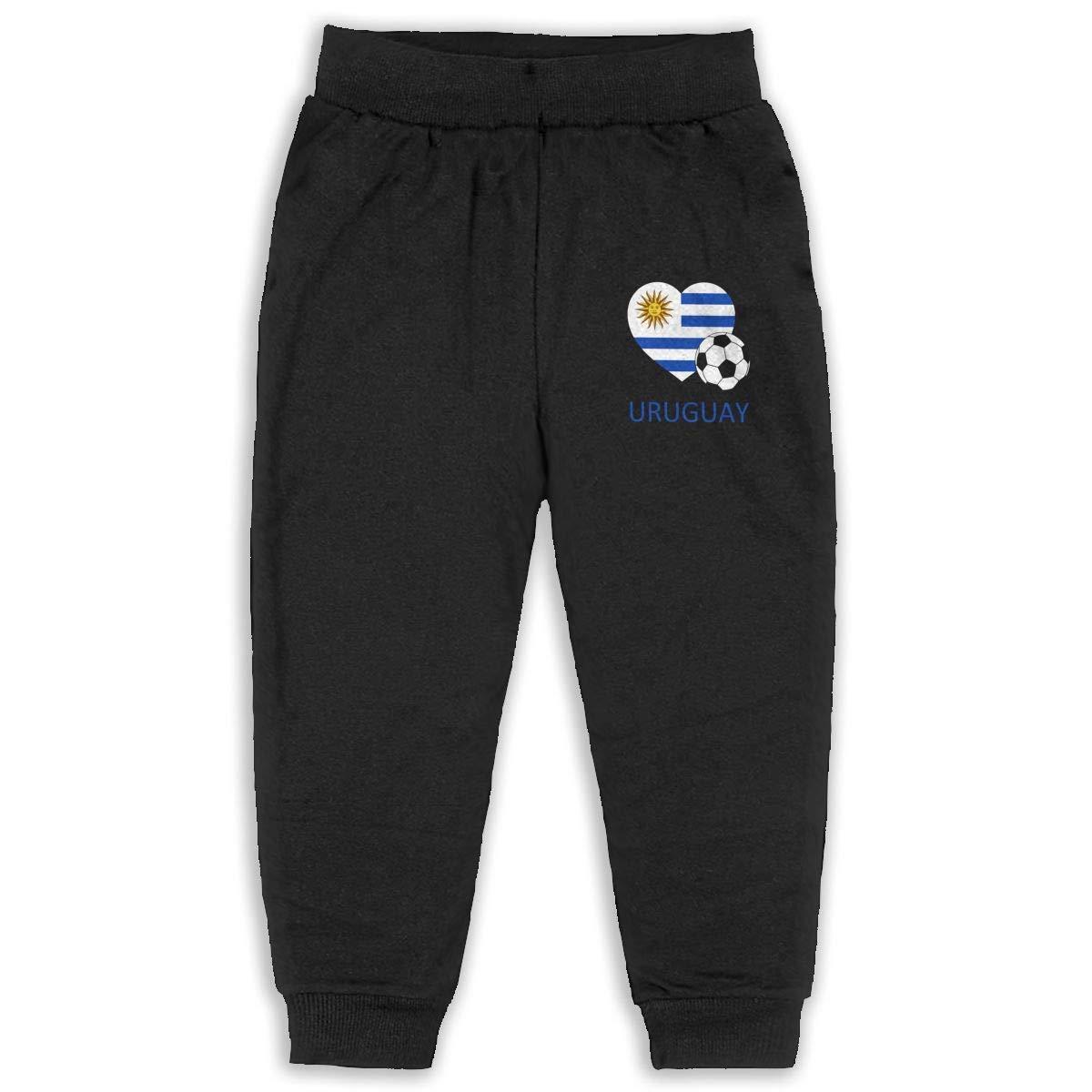 XIXIYA Los Pantalones de chándal para niños adoran los Pantalones ...