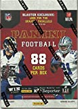 2016 Panini Football Blaster Box 88 Cards Total 11 Packs Containing 8 Cards. Look for 2016 NFL rookies like Jared Goff and Paxton Lynch in NFL uniforms