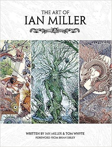 The Art Of Ian Miller por Ian Miller