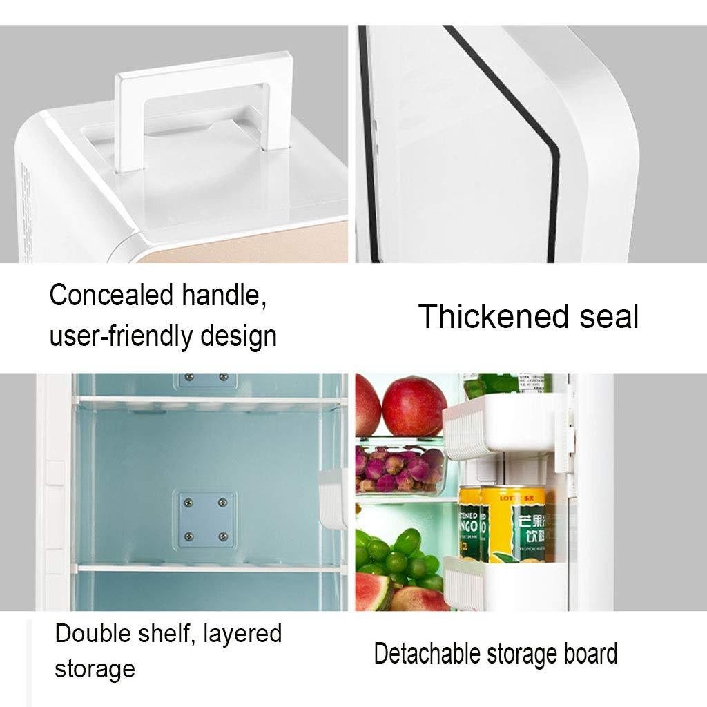 Outdoor Refrigerators Household Portable Refrigerator Insulin Refrigerator Portable Household Medicine Refrigerator Car Travel 20L (Color : Gray, Size : 292941cm) by Outdoor Refrigerators (Image #4)