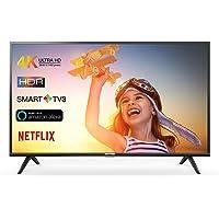 TCL 43DP602 Fernseher 108 cm (43 Zoll) Smart TV (4K, HDR, Triple Tuner, Alexa kompatibel, Micro Dimming, T-Cast)