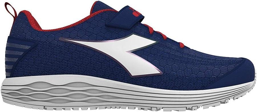 Diadora Flamingo Win 4 - Zapatillas de Running para niño Size: 38 EU: Amazon.es: Zapatos y complementos
