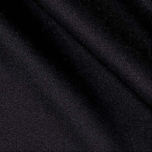 - Ben Textiles Double Knit Fabric, Solid Black, Fabric by the yard