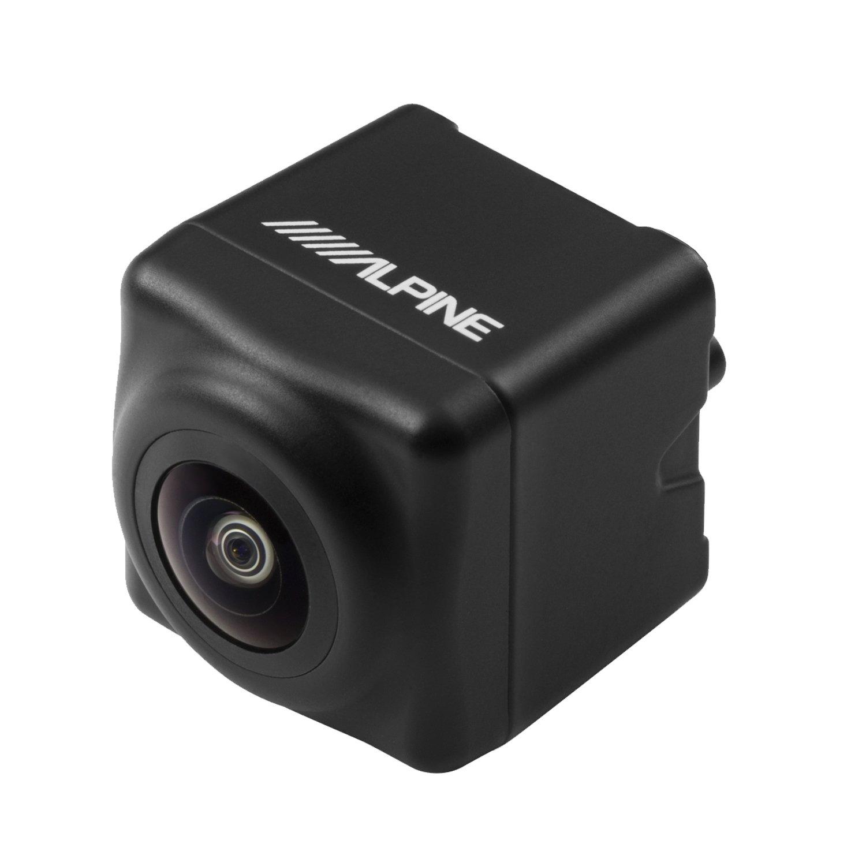 アルパイン(ALPINE) アルパイン製カーナビ専用 バックビューカメラ(ブラック) HCE-C1000D バックカメラ B00WQCFI5M  ブラック