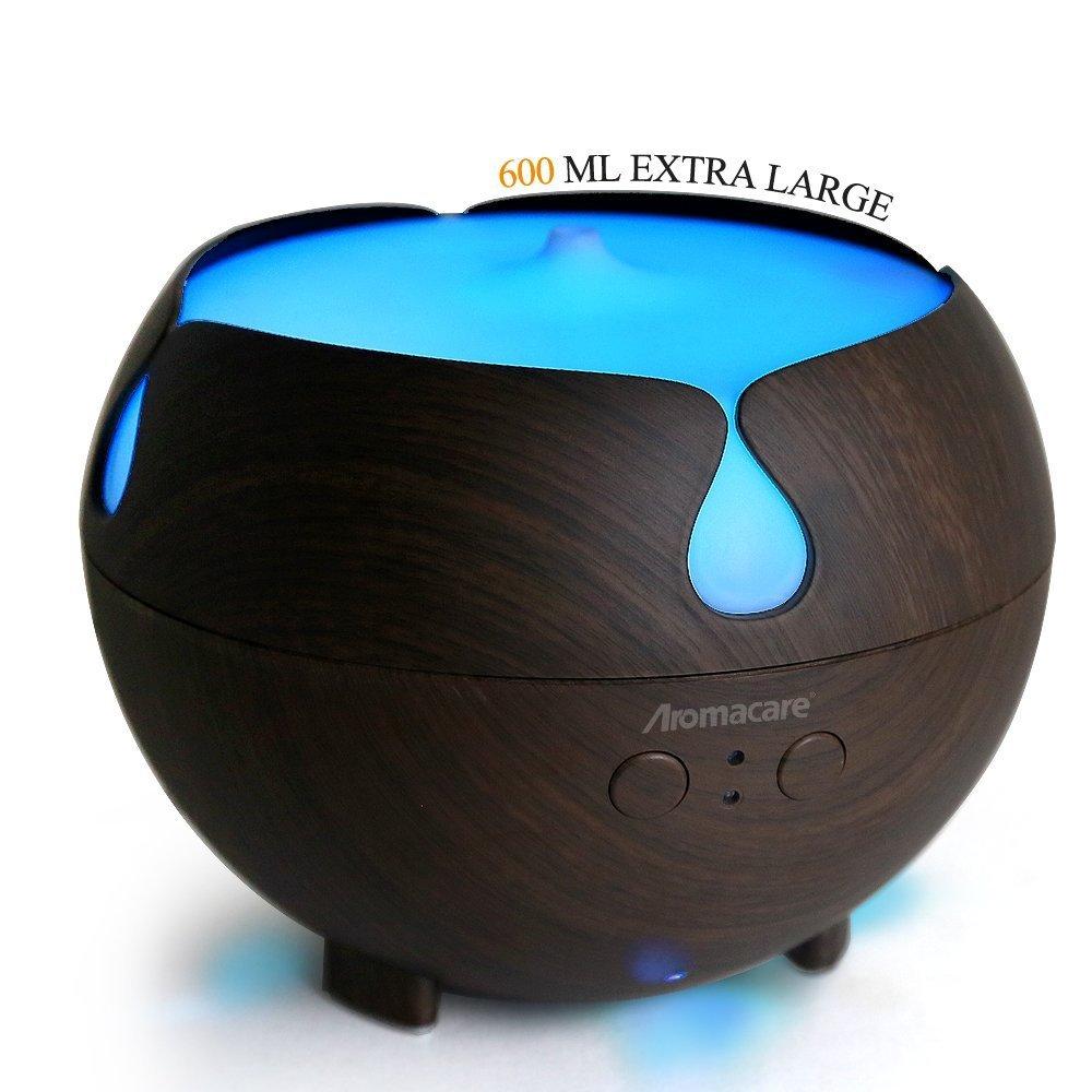 Amazon.com : Aromacare Large Essential Oil Diffuser 600ML